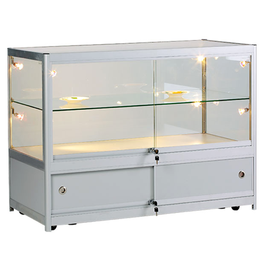 Showcase Counter Hire