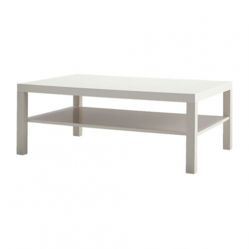 Large Wooden Coffee Table Hire