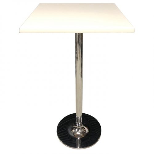 White Square High Table Hire