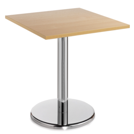 Square Meeting Table Hire