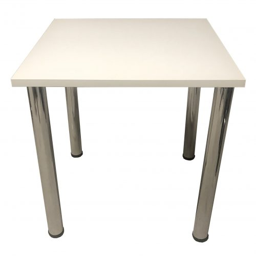 Small White Harley Table